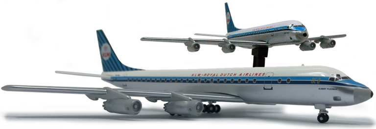 Douglas DC-8 KLM Plesman