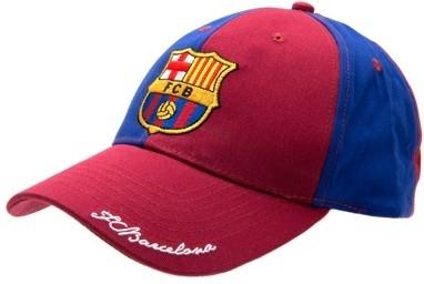Cap Barcelona Senior Rood/Blauw