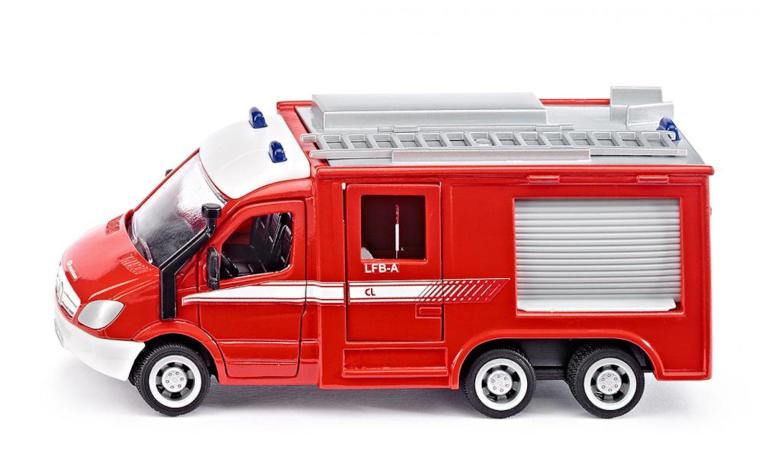 Mercedes Brandweer Siku 2113