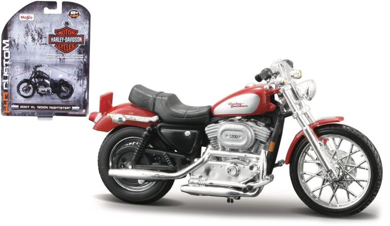 Harley-davidson XL 1200C SPORTSTER 2002 (MAISTO 1:24)