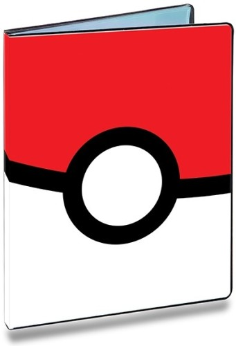 Pokemon Verzamelmap 9-pocket Pokeball (E85248-P)