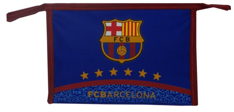 Toilettas Barcelona FCB1899 15 x 23 x 7 cm