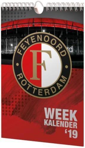 Feyenoord Weekkalender Feyenoord 2019 (10813)