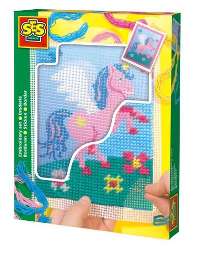 Borduren SES fantasie paard (00899)