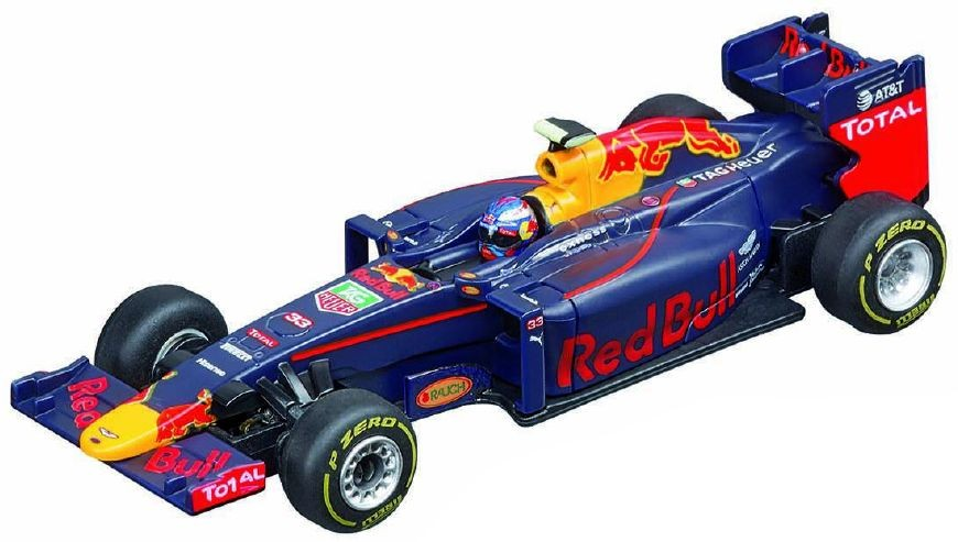 Max Verstappen Red Bull Pull Speed 2017 1:43 (RB12)