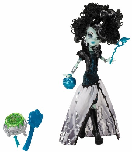 Halloween Doll Monster High Frankie Stein
