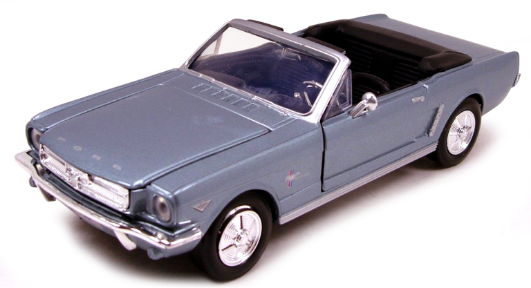 FORD MUSTANG CABRIO 1964 1/2 (1:24)