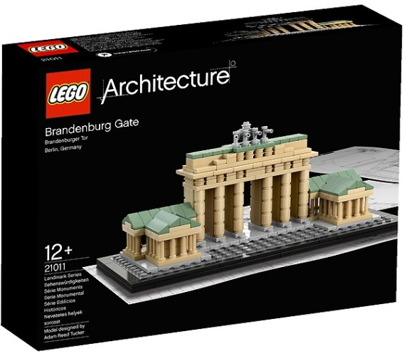 Architecture Lego 21011 Brandenburg Gate