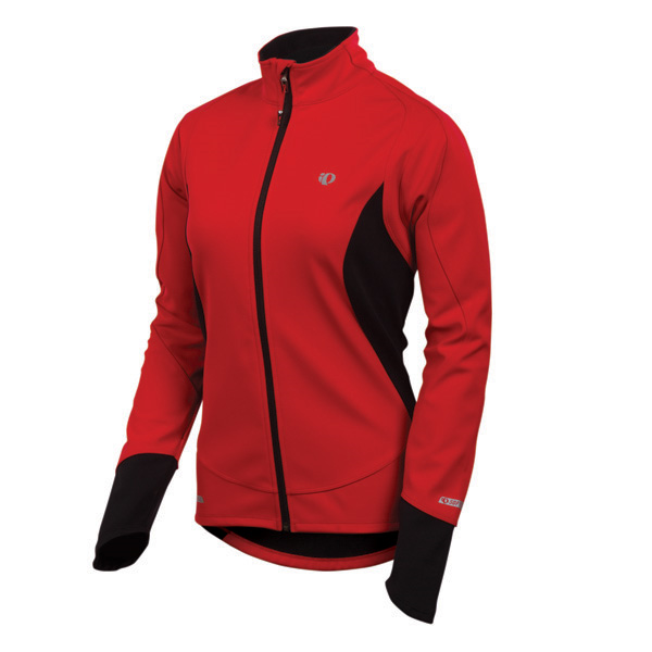 W PRO SOFTSHELL 180 JACKET TRUE RED L