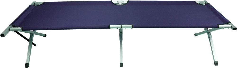 Bed Camping Aluminium Luxe