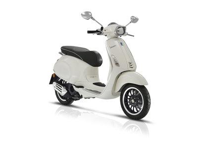 Vespa Scooter 25km Sprint 4t-2v Wit Monte 544
