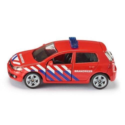 Brandweer VW Golf VI Siku (1437-B)