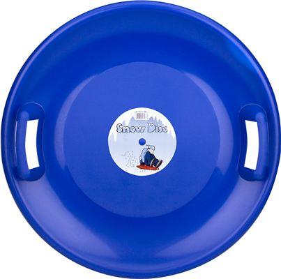 Slede Glijschotel Snow Disc Blauw