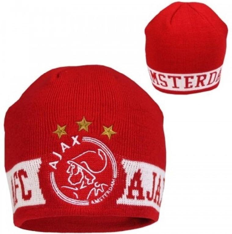 Muts Ajax Junior Rood/Wit AFC