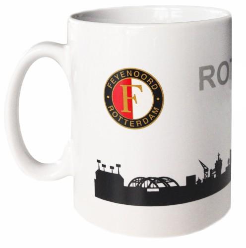 Mok Feyenoord Skyline