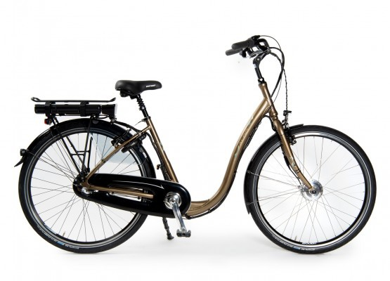 Aldo Comfort E-Bike 26inch 7 versnellingen Damesfiets