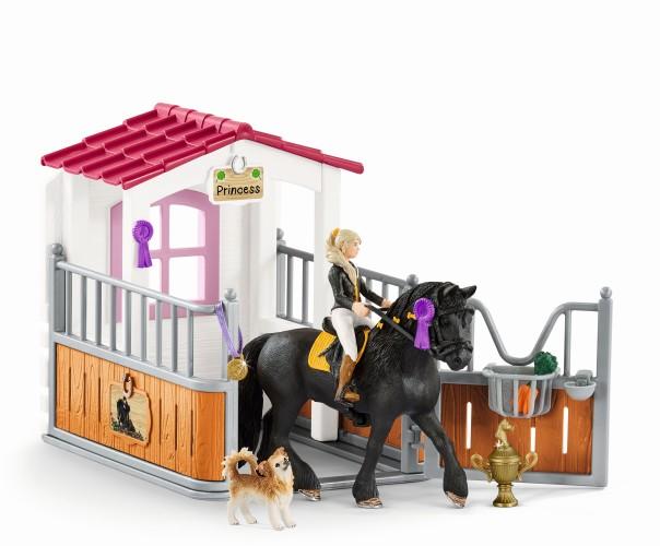 Horse Club Tori en Princess Schleich (42437)