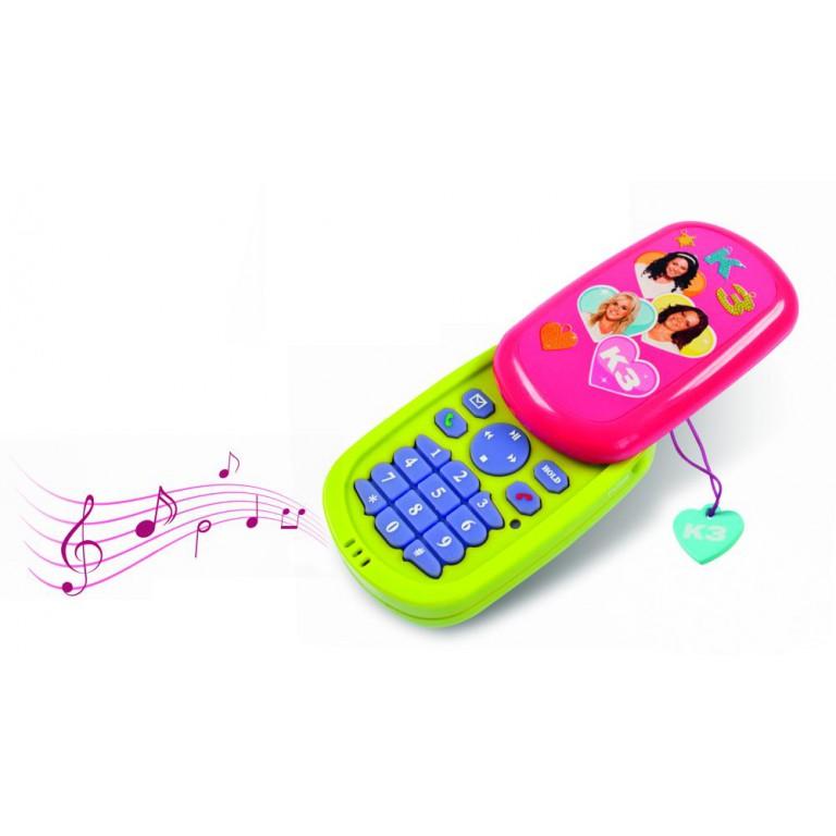 Mobiele Telefoon K3 Glitter