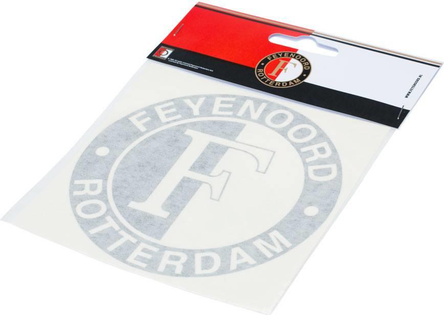 Sticker Raam Groot Feyenoord Classic Logo