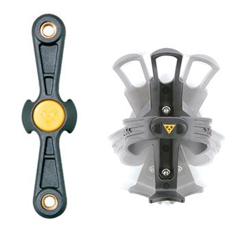 Topeak adapter bidonhouder X15