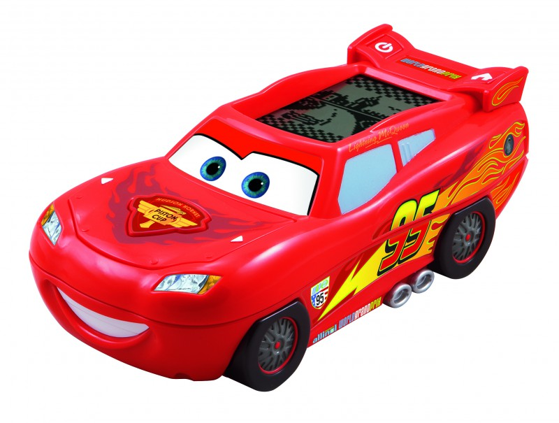PDA Bliksem Mc Queen Cars 2 Vtech 2+ jr