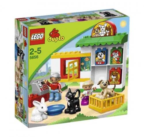 Lego 5656 Dierenwinkel Duplo