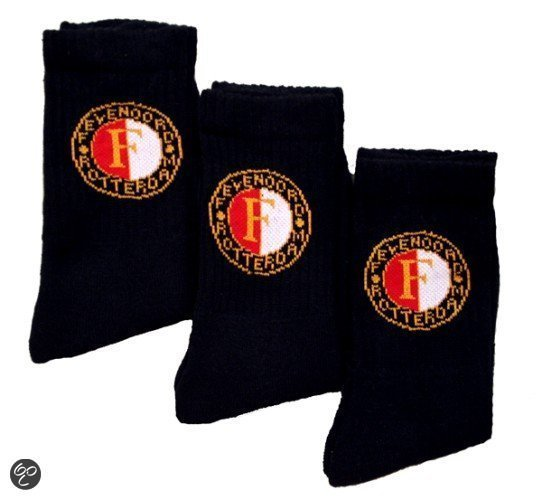 Sokken Feyenoord Classic Logo