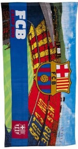 Badlaken Barcelona Stadion 75x150