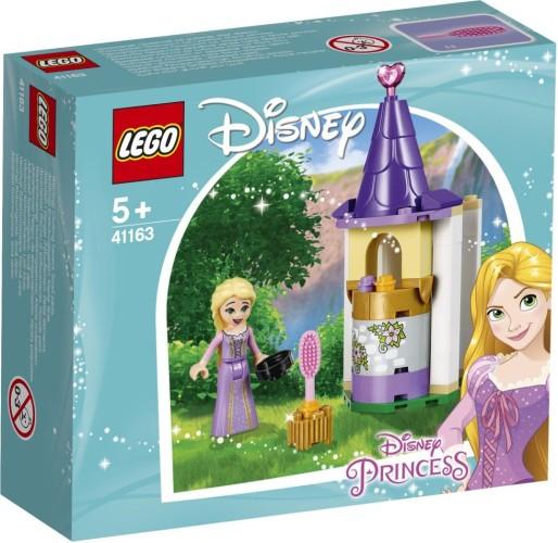 Rapunzels kleine toren Lego (41163)