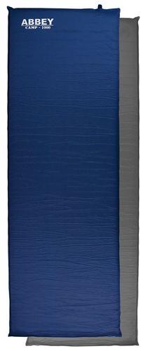 Matras Zelfopblaasbaar Blauw