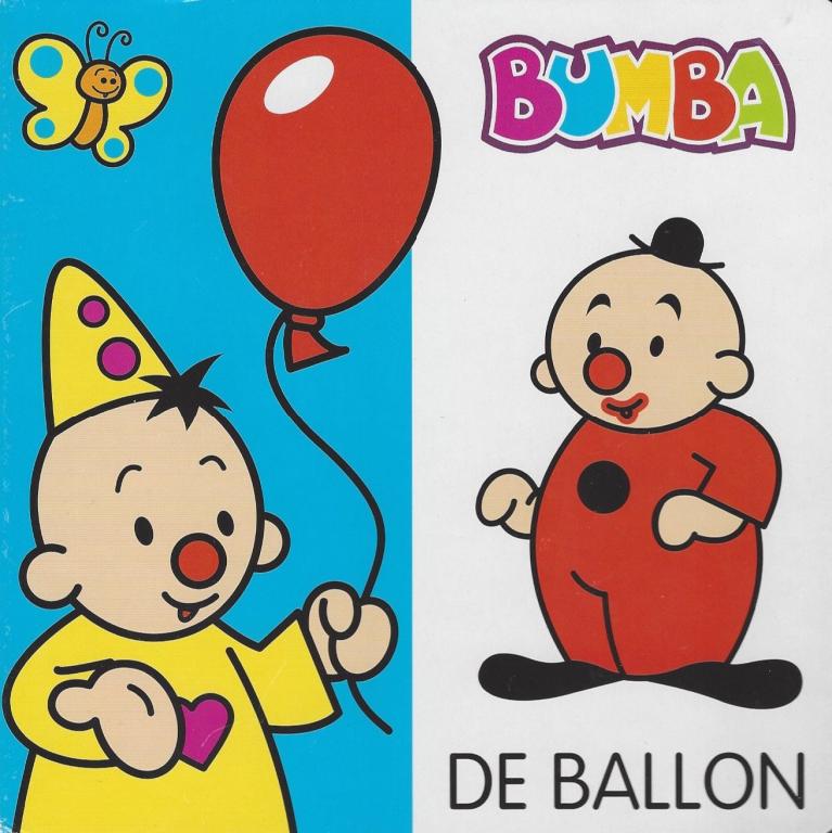 Boek Bumba De Ballon (BOEK340608)