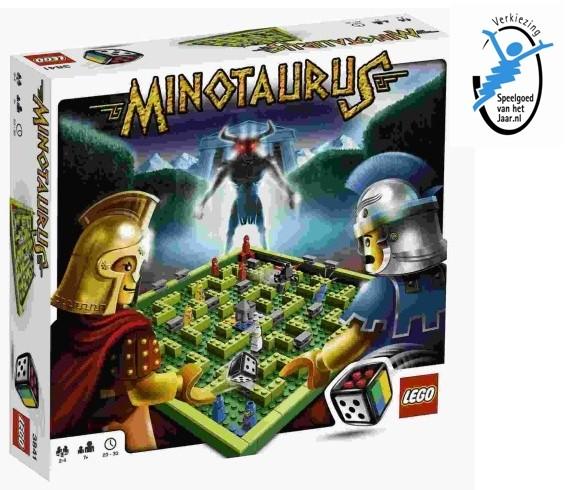 Minotaurus Game Lego 3841