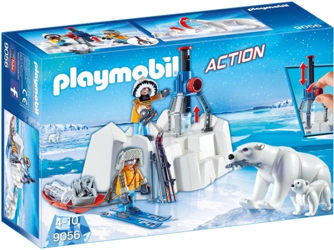 Hoofdkwartier Poolexpeditie Playmobil (9055)